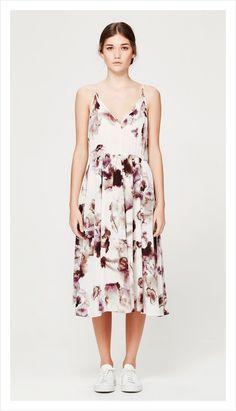 joan dress (liquid stone)