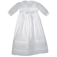 Patron n°369 Robe de baptême 3-6-12 mois -FREGOLI -