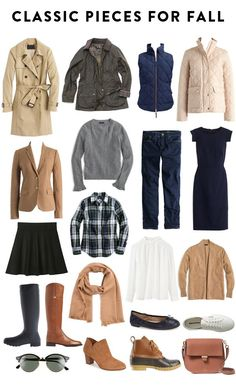 So I wanted to an update of my fall classics post, but. not much has changed! Which actually makes me pretty proud. Three years have gone by and trends have come and gone, but those pieces still remain staples. Uk Fashion, Fashion Outfits, Womens Fashion, Fashion Trends, Fashion Blogs, Girl Fashion, Country Fashion, Workwear Fashion, 2000s Fashion