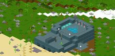 New big update available! New biome and lots of changes news - Isomer Game - Indie DB