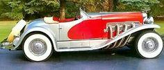 1936 Duesenberg  SSJ