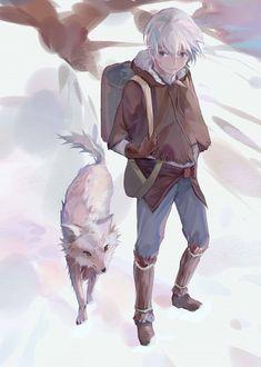 Fumetsu no Anata e / 不滅のあなたへ / To Your Eternity by Ooima Yoshitoki ( 致不灭的你 - 大今良时 ) Otaku Anime, Manga Anime, Anime Guys, Anime Art, Character Inspiration, Character Art, Character Design, Fantasy Characters, Anime Characters