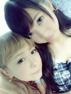 Kanako with Yuria