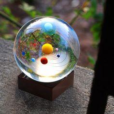Solar System Globe