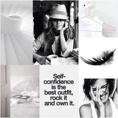 Moodboard | Selfconfidence by Pure Style interieur l styling