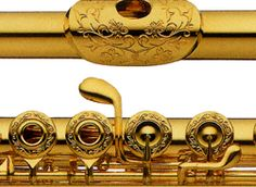My dream is to own a beautifully etched flute one day.