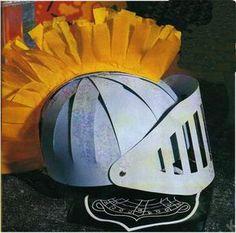 рыцарский шлем своими руками из картона: 5 тыс изображений найдено в Яндекс.Картинках