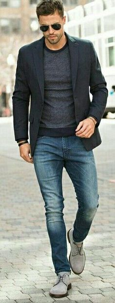 Smart casual look