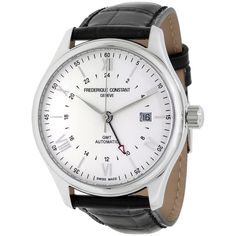 Frederique Constant Men's FC350S5B6 Classics Swiss Automatic Black Watch    eBay