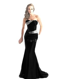 018 All colour size 8-14 Evening Dresses party full length prom gown ball dress robe (10, Black) LondonProm http://www.amazon.co.uk/dp/B00FA4LZGO/ref=cm_sw_r_pi_dp_CU56tb0NEDHEF