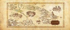 Mapa Lesath.