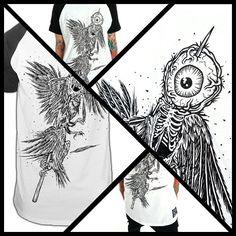 "CRMC X @wirosatan ""Ravens Calling"" Unisex Long Raglan Tee www.crmc-clothing.co.uk | WE SHIP WORLDWIDE #raglan #longtee #ravens #impaled #vladtheimpaler #gore #macabre #eyeball #death #dead #alt #altwear #altfashion #altstyle #alternative #alternativefashion #alternativeclothing #alternativestreetwear #indonesian #indonesianartist #indonesia #blackmetal #blackmetalart #instafashion #fashionstatement #fashiongram #ukfashion #fashionista #streetfashion"