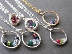 I am loving this jewelry artist on Etsy and TopHatter.com.  I incorporate similar items/ideas in my own Custom Jewelry