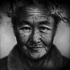 Lee Jeffries Portraits
