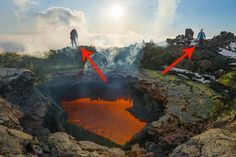 These 2 People Found What Looks Like The Gateway To Hell. Look Inside... It's Unreal.