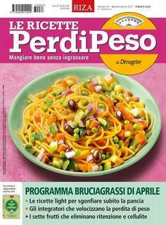 """Cover of """"Le Ricette PerdiPeso"""""""