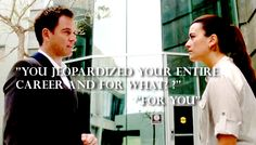 Ziva: You jeopardized your entire career and for what? Tony: For you. Tiva love. NCIS quotes