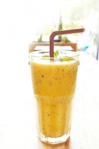 http://www.dreamstime.com/stock-photo-mango-passion-fruit-smoothie-wood-background-image39329260