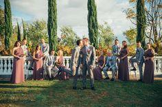Palm springs wedding photography by Derek Chad Photography, taken at Mount Palomar Winery in Temecula, California. #mountpalomarwineryweddings