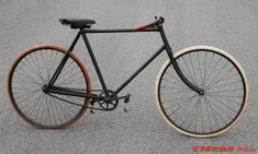 Eolus, c.1900 French racing bike - Sports and racing bicycles, components - Sports and racing bicycles, components - Sports and racing bicycles, components - ŠTĚRBA-BIKE.cz