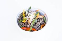 Explore Asian Organic Black Bean Spaghetti with garlic infused olive oil Black Bean Pasta, Black Bean Spaghetti, Healthy Pasta Recipes, Healthy Pastas, Delicious Recipes, Garlic Infused Olive Oil, Garlic Pasta, Black Beans, Pasta Dishes