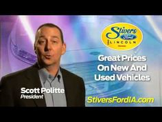 Ford Escape Clive IA | Stivers Ford – President's Award Winner | Clive I...Ford Escape Clive IA | Stivers Ford – President's Award Winner | Clive I...: http://youtu.be/VuTwGhuayX4