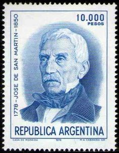 sellos de correo argentino del año 1981 - Buscar con Google