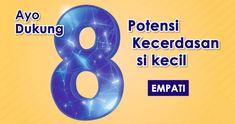 Empati si Kecil bisa dilatih dengan cara yang sederhana kepada lingkungan sekitar. Bersama Enfagrow A+ yang mengandung Omega 3 & 6 tertinggi, bantu optimalkan #8TandaCerdas si Kecil!