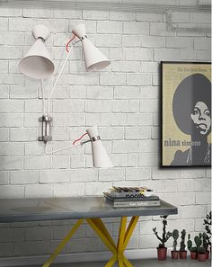 Simone Mid Century Modern Wall Lamp | DelightFULL