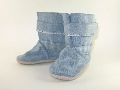 5 Adorable Baby Goods Made From Recycled Jeans
