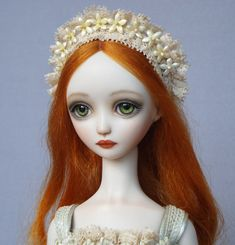 "Dragonfly Works (Ana Salvador) doll ""Satine"""