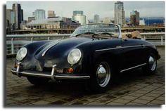 1959 Porshe 356 Speedster