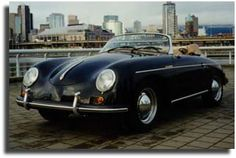 1959 Porshe 356 Speedster......Now that's what I call SEXY!