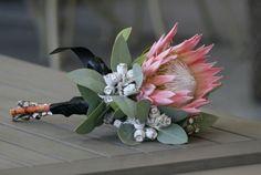 Australian native flowers bouquet   Weddings that inspire