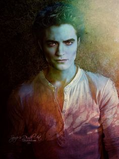 Edward Cullen This is pure for entertainment only and no profit is being sought or gained Vampire Twilight, Twilight Edward, Twilight Movie, Twilight Saga, Edward Cullen Quotes, Twilight Pictures, Watercolor Video, Movie Wallpapers, Aesthetic Backgrounds