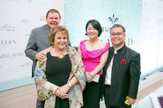 Jeunesse global Singapore Expo 2015<Diamond Dinner Party>에서 Founders Randy ray & Wendy Luis 와 함께 www.system114.net