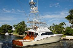 Find thousands of New & Used Luxury Yachts, Boats, Sportfish Outboard Motors, Engines, Trailers and More. Ocean Fishing Boats, Sport Fishing Boats, Deep Sea Fishing, Yacht For Sale, Row Row Row, Row Row Your Boat, Offshore Boats, Shrimp Boat