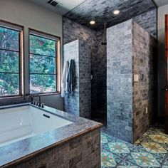 No Door Shower Design Ideas There Are Several Pics On This Page