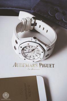 Audemars Piguet Diver's ROO white
