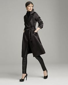 Belted Trench- Always a Classic