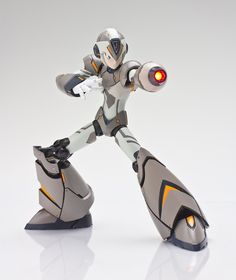 Mega Man X Action Figure | Optimistic X