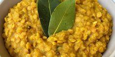 Dahl lencse 3-4 adag - NAGYON JÓ (több folyadék) Dahl, Risotto, Cauliflower, Vegetables, Ethnic Recipes, Food, Cauliflowers, Essen, Vegetable Recipes