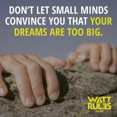 Don't let small minds convince you that your dreams are too big... Whatever you can imagine is yours for the taking! 🏊🏻🚴🏻🏃🏼♀️ #motivation #swimbikerun #ultramarathon #triathlon