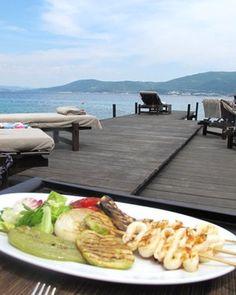World's Best Hotels: Amanruya, Bodrum | FATHOM Travel Blog and Travel Guides #Travel #Fathom #Amanruya #Bodrum #Turkey