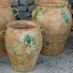 Poterie Le Chêne Vert, pot de fleur, cache-pot, suspension, vase db8b9c9edc7b