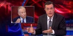 """Colbert takes on O'Reilly -  Even the people on Fox News think Bill O'Reilly's dream of hiring 25,000 paid mercenaries from other countries to fight ISIS is a terrible idea, so it's no surprise that Stephen Colbert put his two cents in as well.  On Thursday night's """"Colbe..."""