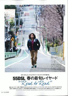 55DSL SS13 on JOKER (Japan)