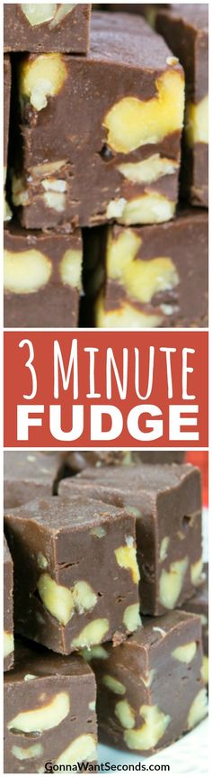 Cool breezes and falling leaves mean candy time is coming! Fabulous fudge is just a few minutes away with this easy microwavable recipe – practically fool-proof and full of chocolate flavor.