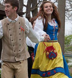 Dancers of Lindsborg, Kansas | Raising Jane Journal