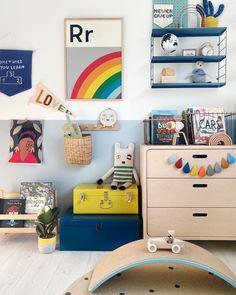 Boys Room Decor, Kids Decor, Kids Bedroom, Nursery Decor, Baby Room, Child Room, Room Kids, Kids Room Design, Rainbow Print